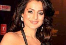 Amisha Patel check bounce