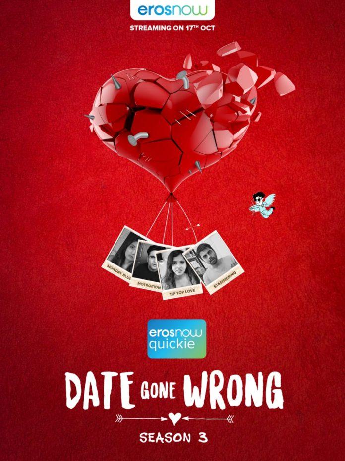 Date Gone Wrong Season 3