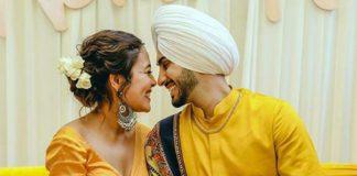Neha Kakkad Marriage