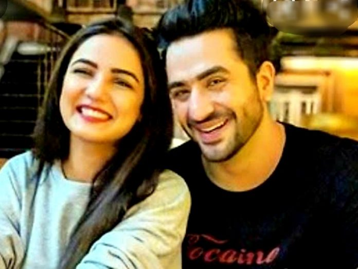 Aly Goni and Jasmin Bhasin