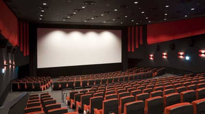 Cinema Hall Reopen