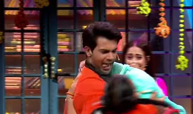 Bharti the Kapil Sharma show