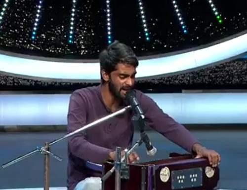 Shahjad ali indian Idol