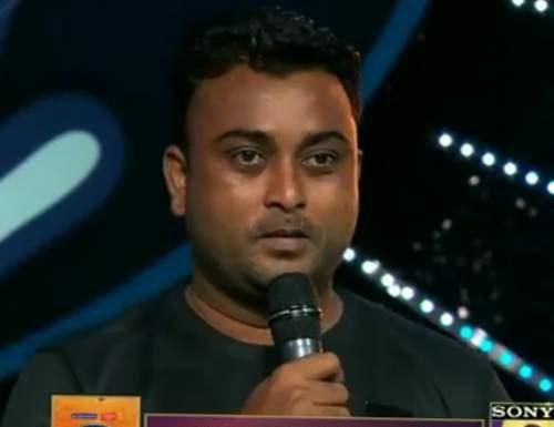 Yuvaraj indian Idol