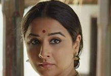 Vidhya balan Sherni