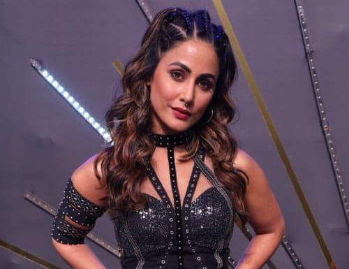 Hina Khan star pariwar