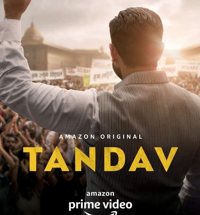 Amazon Tandav web series