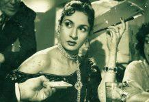 Actress Nadira