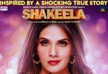 Shakeela new poster