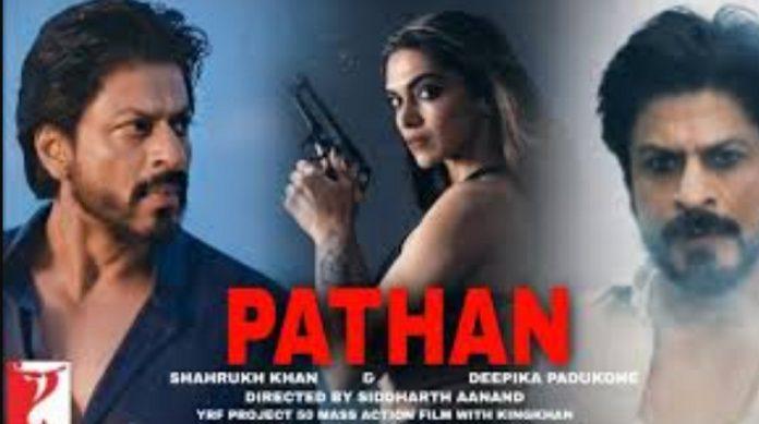 Pathan movie shooting