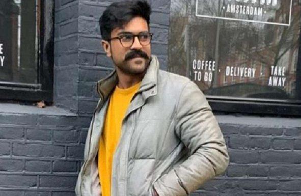 Ram Charan Telugu Star RRR
