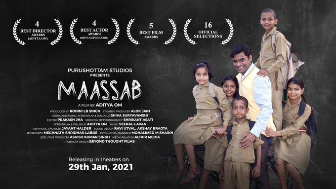 Maassab Movie