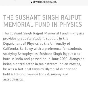Sushant Singh Rajpoot