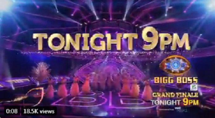 Bigg Boss Grand finale