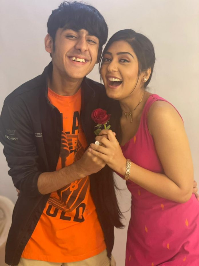 Anjali and Yash sahgal