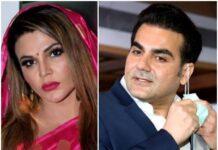 Rakhee Sawant and sohail khan