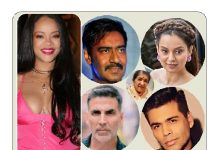 Rihaana And Bollywood