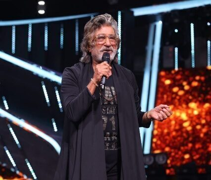 Shakti Kapoor Indian Idol 12