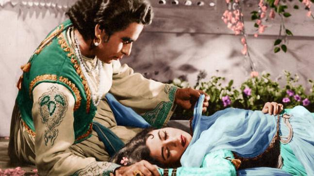 Dilip Kumar- Madhubala