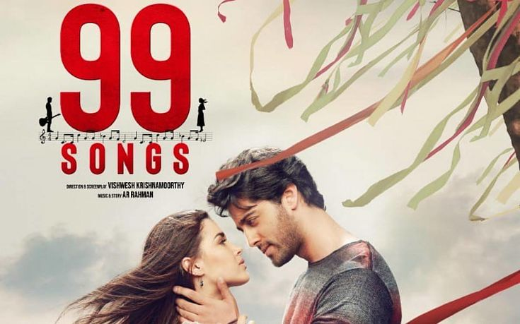 99 Songs 2021 banner HDMoviesFair