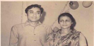 Amir Khan with parents