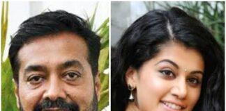 Anurag Kashyap And Tapasee Pannu