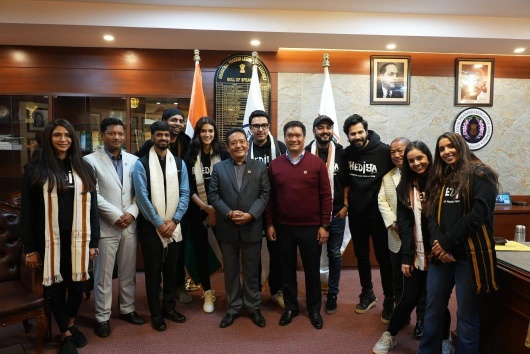 Bhedia Movie Team Himachal pradesh