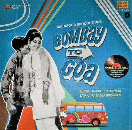 Bombay to goa 1972 Movie