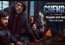 Chehre movie Teaser out