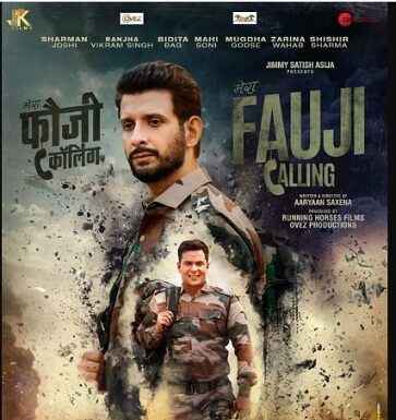 Fauji calling Sharman Joshi movie