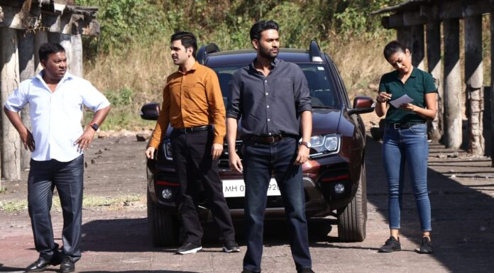 Actor Bhanu Uday Goswami injured during shooting of a stunt sequence for his upcoming limited series 'Rudrakal'