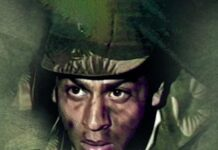 Shahrukh Khan's first serial fauji again streaming on Eros now