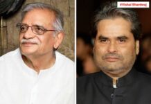 Gulzar and Vishal Bhardwaj joined Darling team