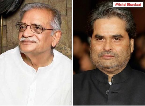 Gulzar and Vishal Bhardwaj joined Darling team
