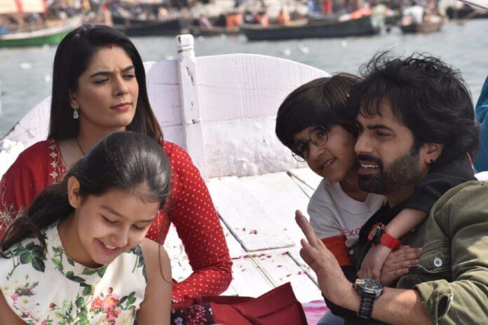 Pooja gor interview on pratigya 2