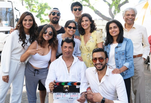 India lockdown shooting wrapped