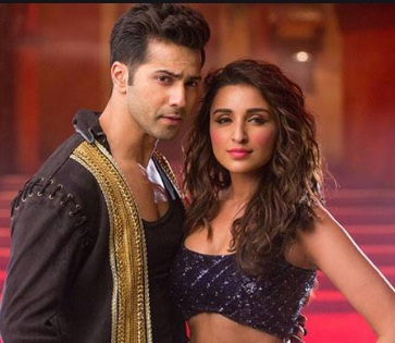 Parineeti Chopra and Varun Dhawan