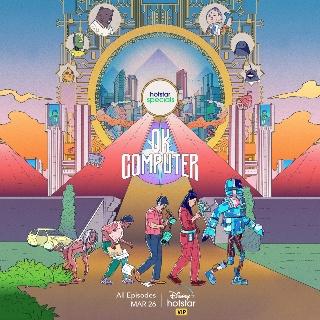 Ok Computer Hot star web show