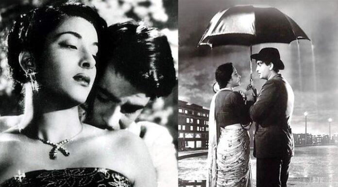 Raj Kapoor- Nargis