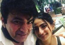 Raja Choudhary meet his Daughter