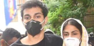 Rhea and Showik Chakraborty