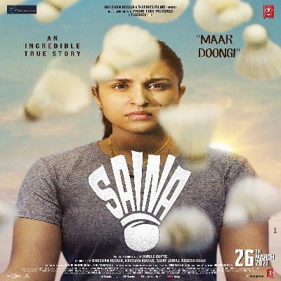 Saina Biopic Review