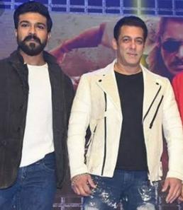 Salman Khan And Ramcharan Teja