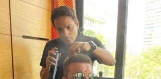 Sanjay Dutt new look