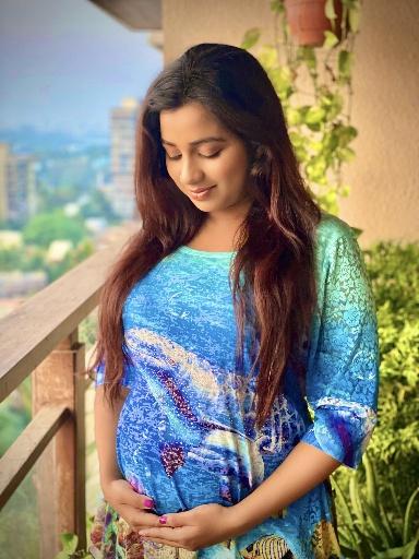 Shreya Ghosal baby