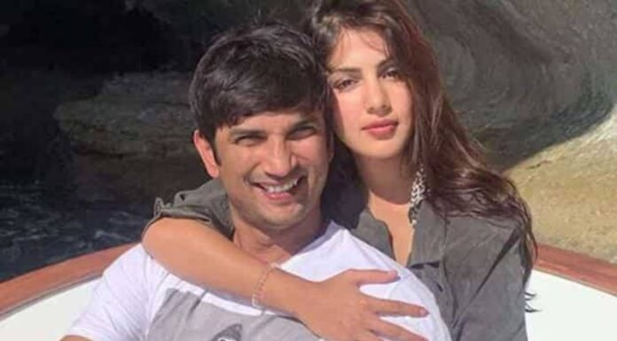 Sushant and Riea drugs case