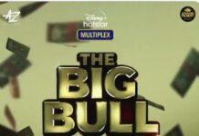 The Big Bull Abhishek Bachchan