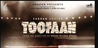 Toofan Farhan Akhtar movie