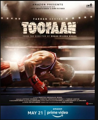 Toofan Farhan Akhtar movie
