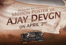 Ajay Devgan RRR